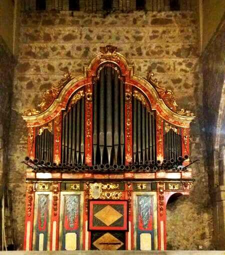 Organo-Santiago-Talavera